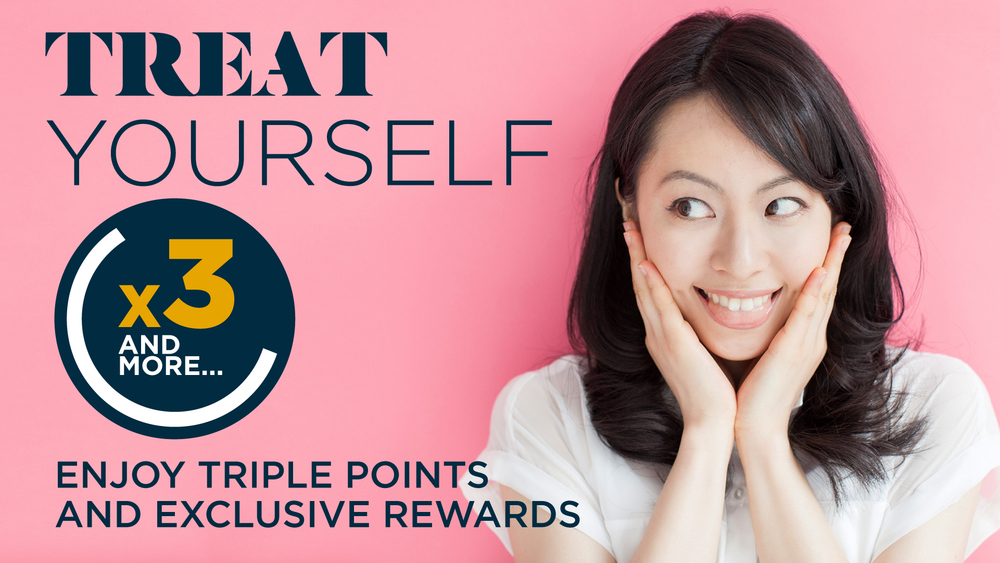 Treat Yourself x3 at AccorHotels in Asia | Photo Credit: AccorHotels