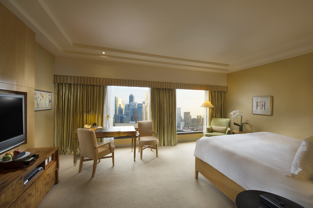 Classic Room | Photo Credit: Conrad Centennial Singapore