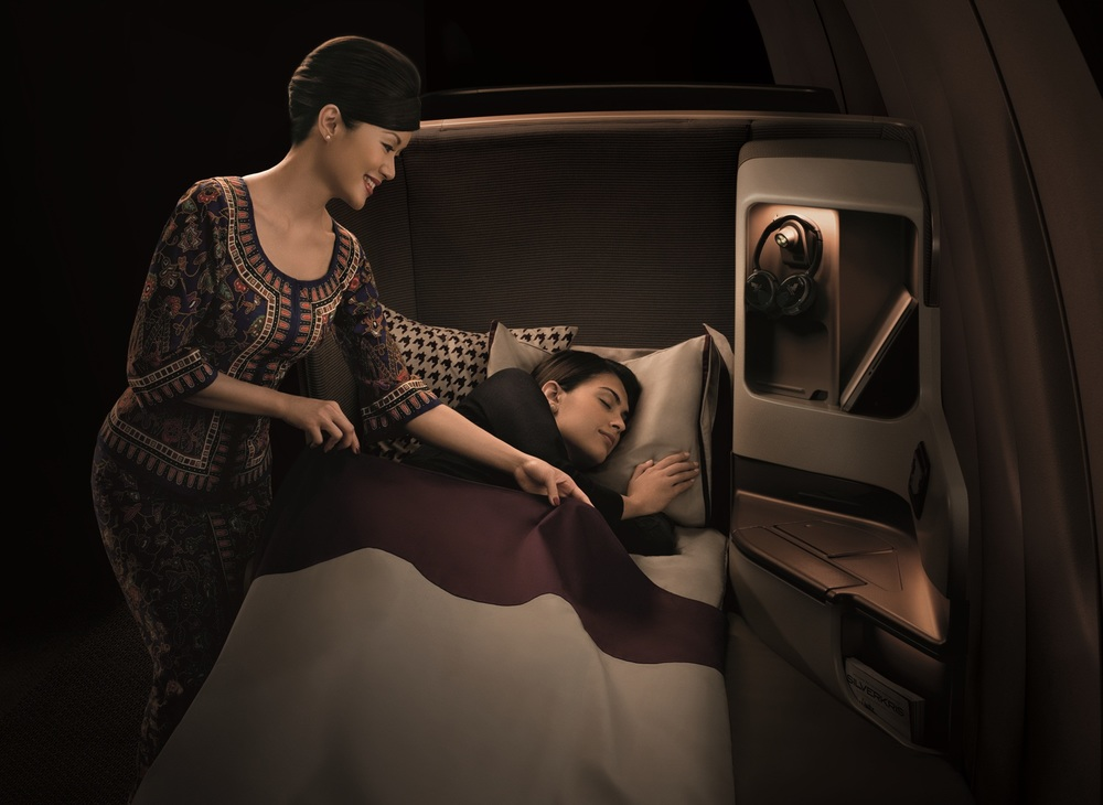 Business Class | Photo Credit: Singapore Airlines