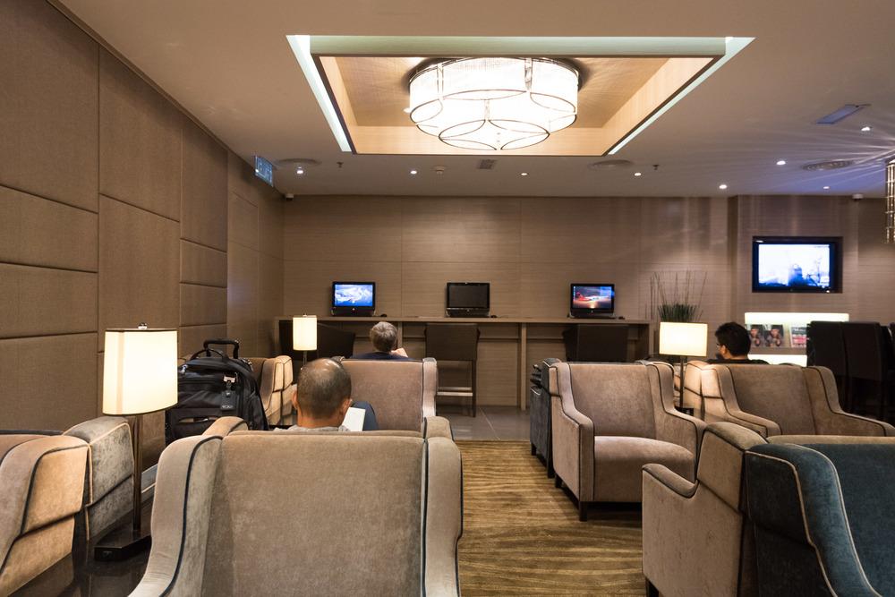Lounge Review Plaza Premium Lounge Penang The