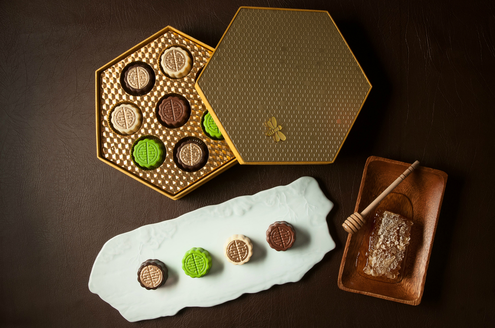 Honey Chocolate Collection (S$88) | Photo Credit: Shangri-La Hotel, Singapore
