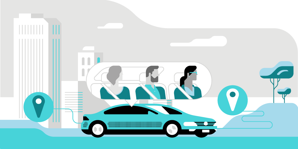 uberPOOL | Photo Credit: Uber