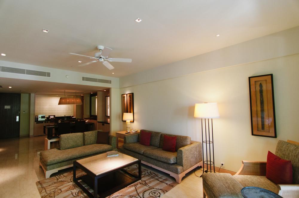 Conrad Suite - Conrad Bali
