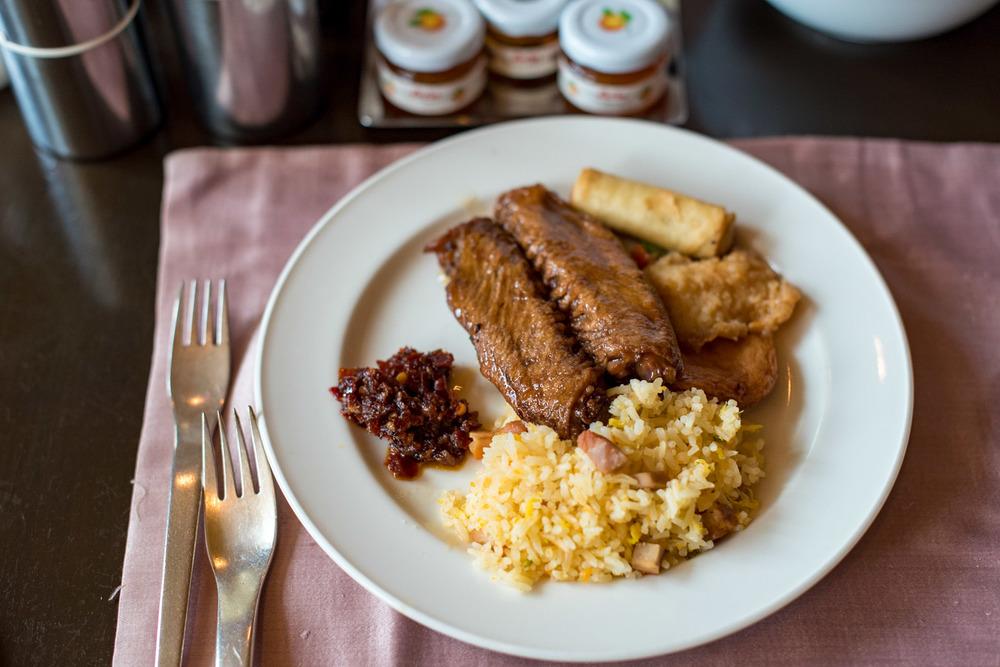 Breakfast Cafe@2 - Conrad Bangkok