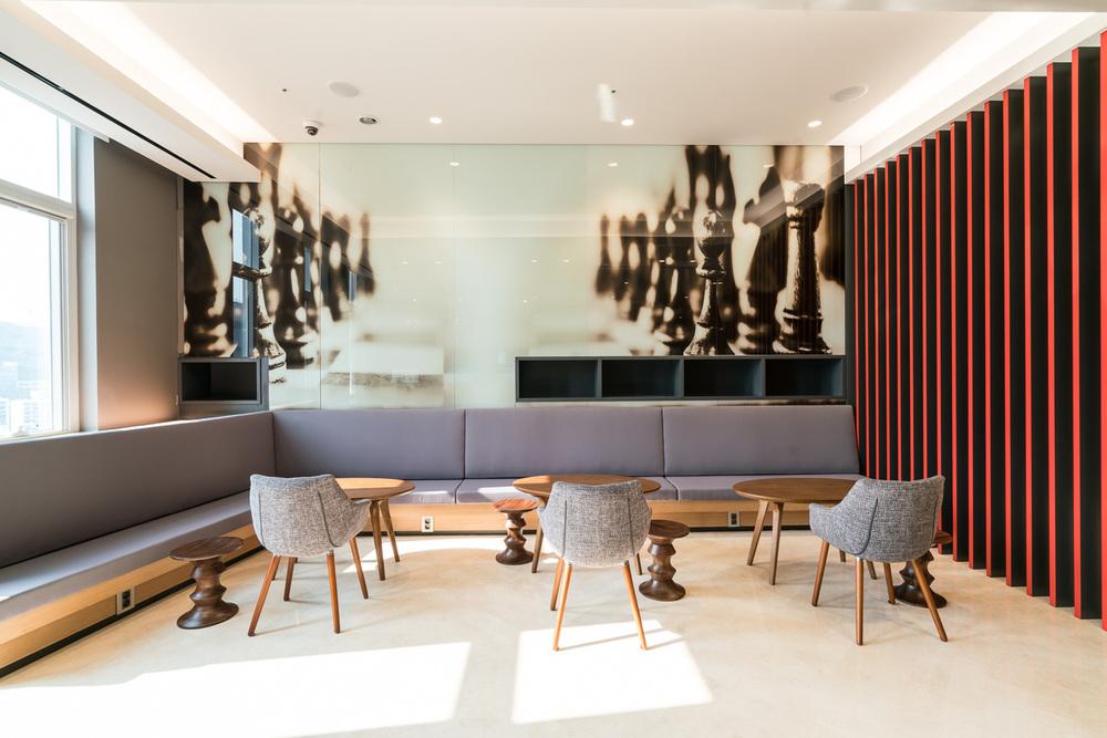 Hotel Lobby | Photo Credit:ibis Ambassador Busan Haeundae