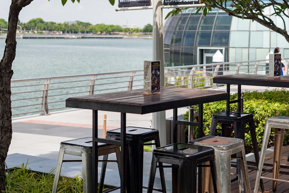 Alfresco Seating Saturday Brunch - The Pelican Seafood Bar & Grill
