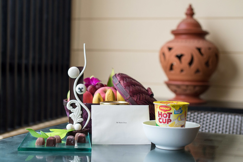 Golden Circle Welcome Amenities Rasa Wing - Shangri-La's Rasa Sayang Resort & Spa, Penang