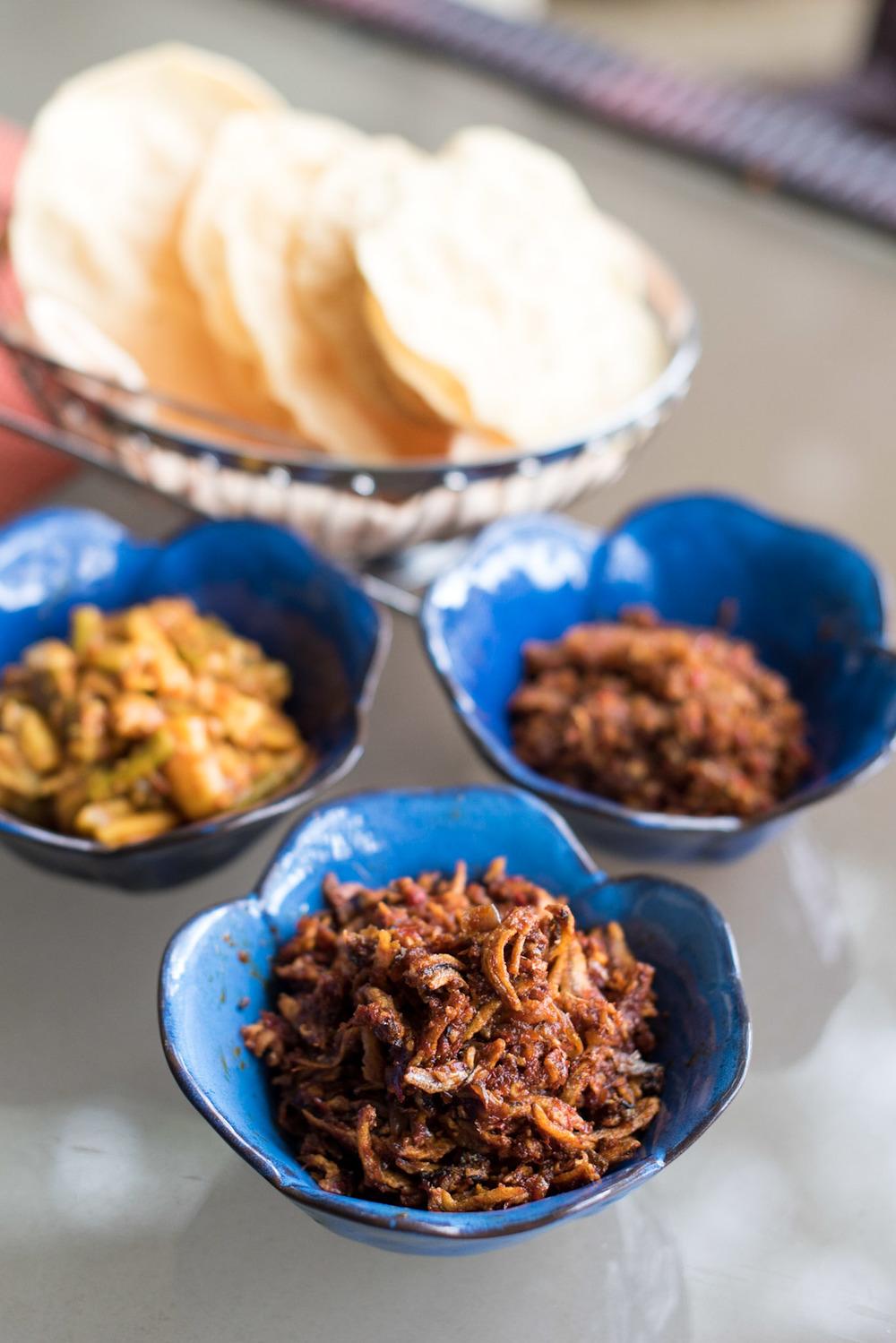 Condiments - Spice Market Cafe Shangri-La's Rasa Sayang Resort & Spa, Penang