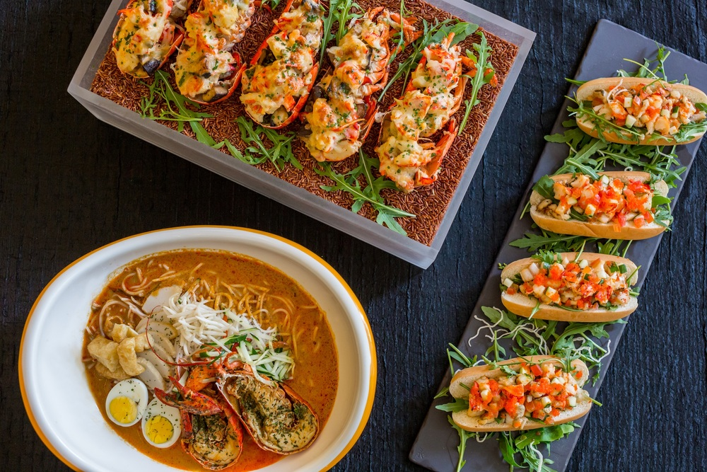 Wednesday Dinner Buffet (S$55++) -Lobster Rock 'n' Roll  Eat Through The Week - Hotel Jen Tanglin Singapore