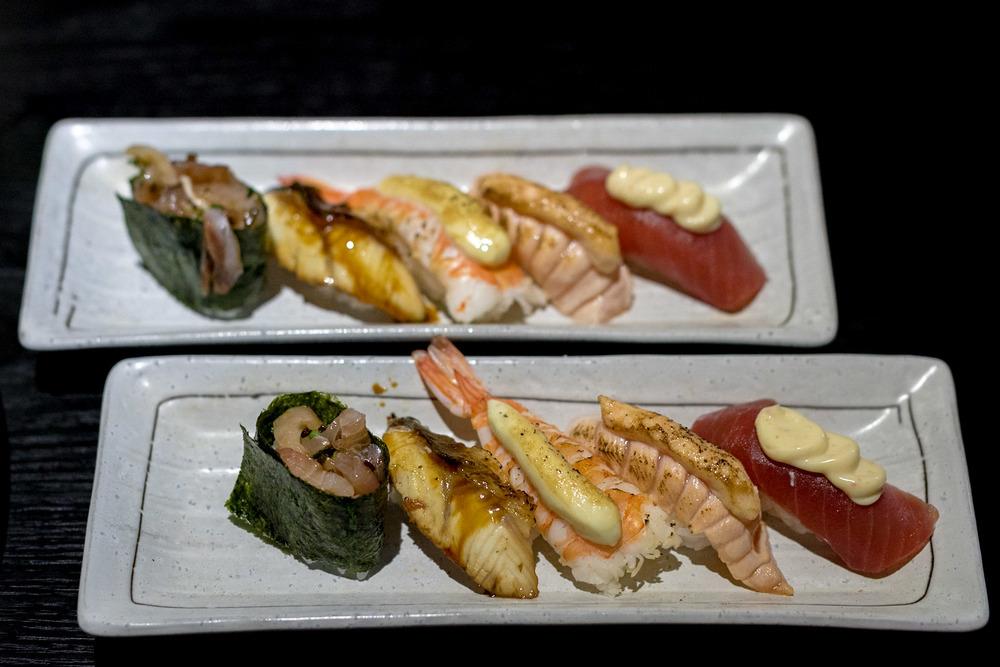 Sushi  Hokkaido Sushi - M Hotel Singapore
