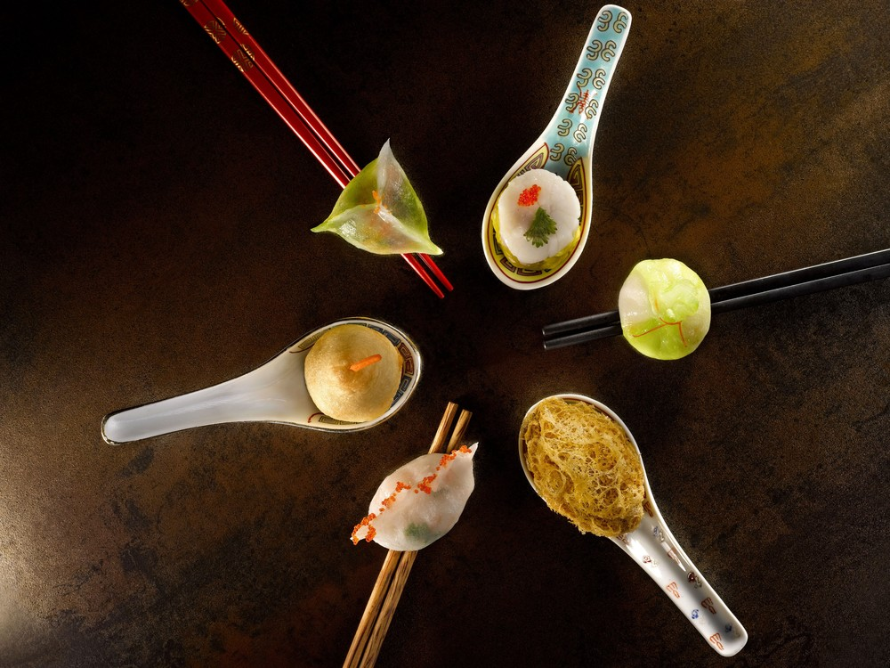 Assorted Dim Sum at Man Fu Yuan | Photo Credit: InterContinental Singapore