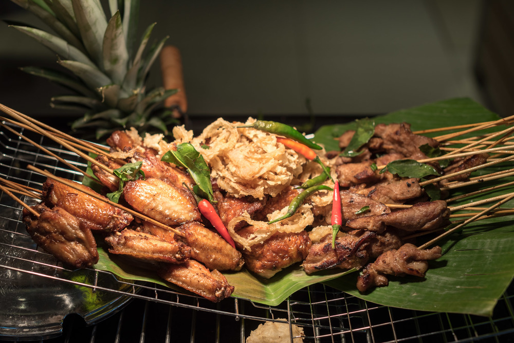 The Great Thai Feast Dinner Buffet Seasonal Tastes - The Westin Singapore