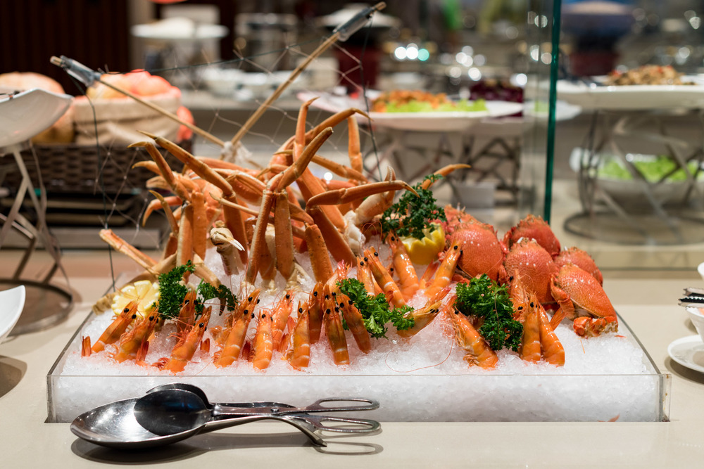 Seafood on Ice - Four Points Eatery Four Points by Sheraton Singapore, Riverview