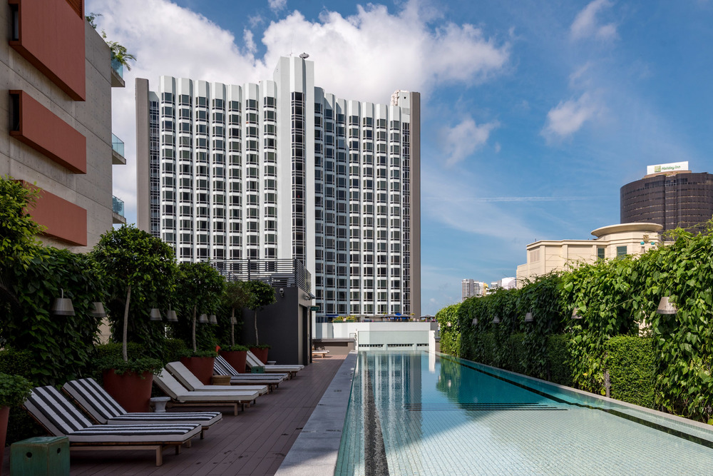 Hotel Review M Social Singapore Loft Premier Previously Known As Big Room The Shutterwhale