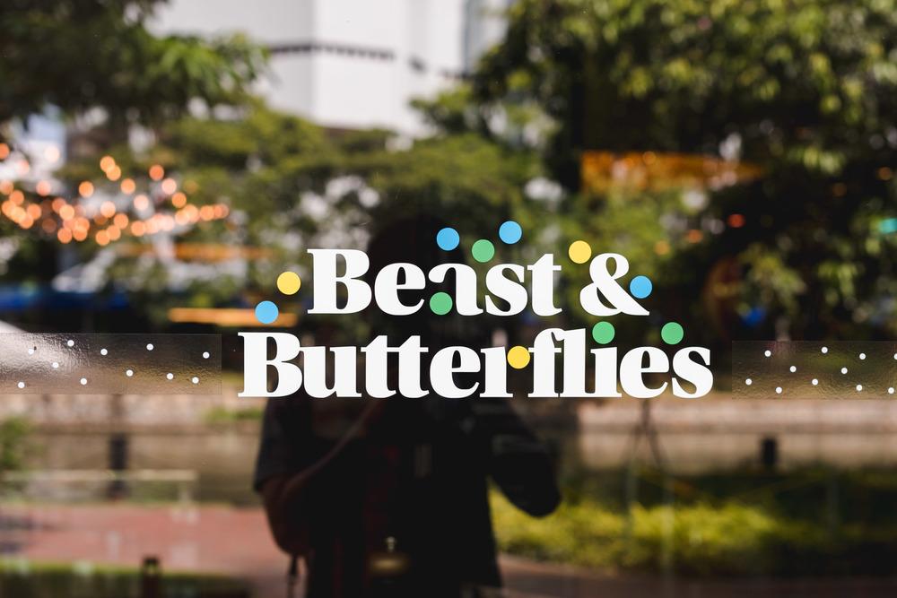 Breakfast at Beast & Butterflies M Social Singapore