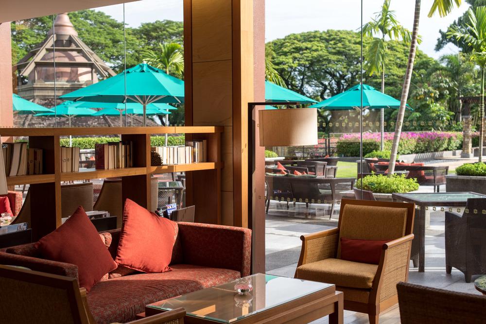 Rasa Lounge Shangri-La's Rasa Sayang Resort & Spa, Penang
