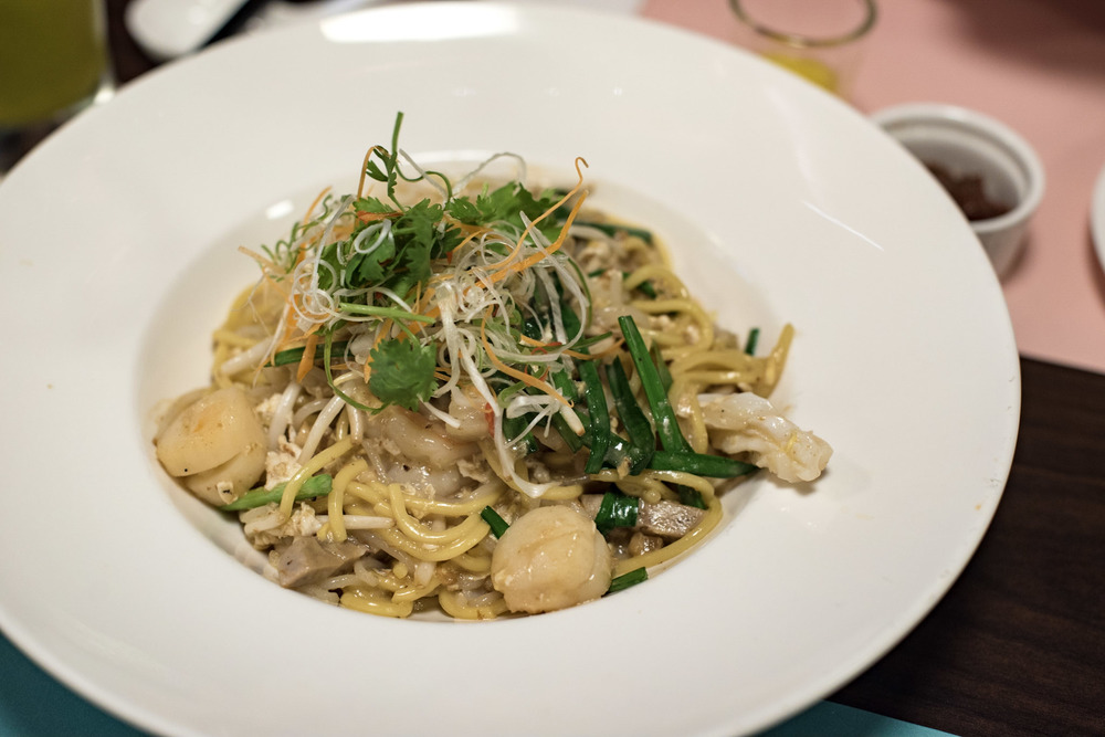 Singapore Hokkien Noodles - Marmalade Pantry  Oasia Hotel Downtown Singapore