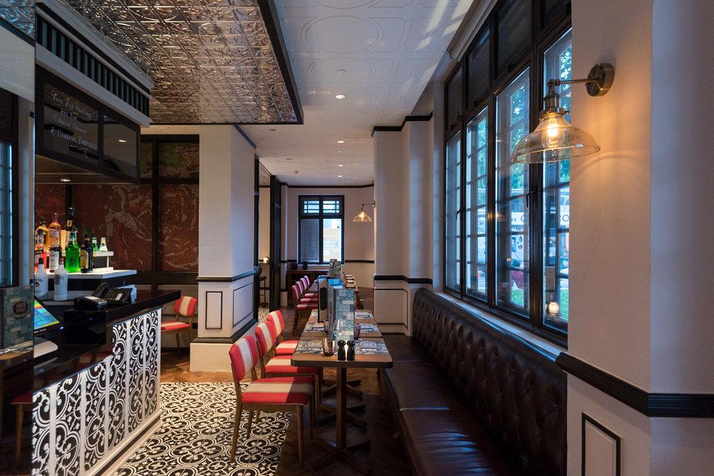 Baba Chews Bar and Eatery Hotel Indigo Singapore Katong