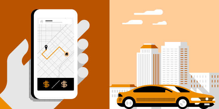 Fixed Rates on uberX | Photo Credit: Uber