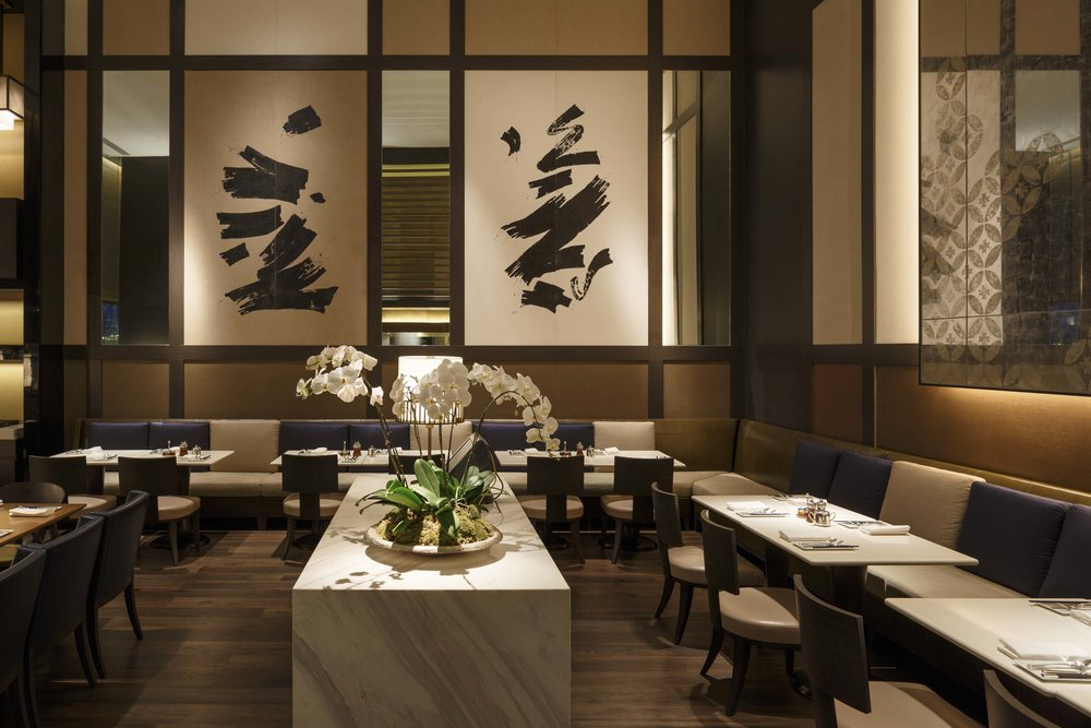 Ten Restaurants and Bars | Photo Credit: Grand Hyatt Hong Kong
