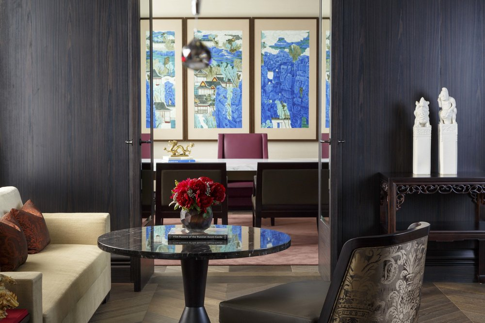 Presidential Suite | Photo Credit: Grand Hyatt Hong Kong
