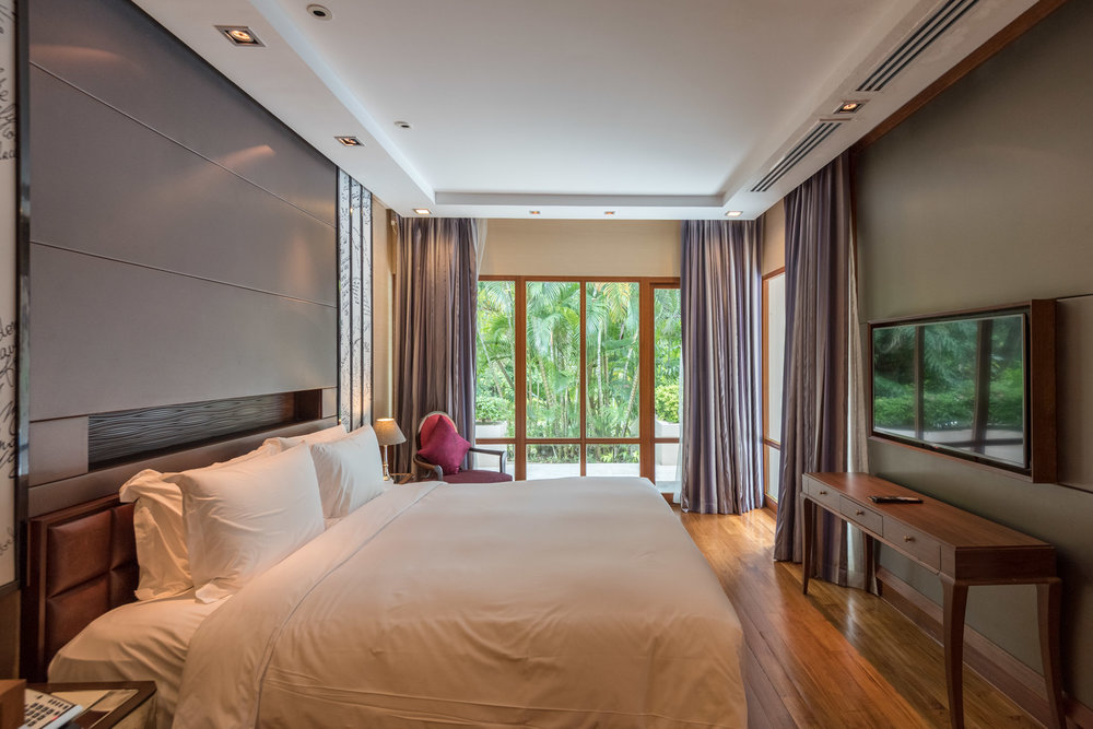 Master Bedroom Villa du Jardin - Sofitel Singapore Sentosa Resort & Spa