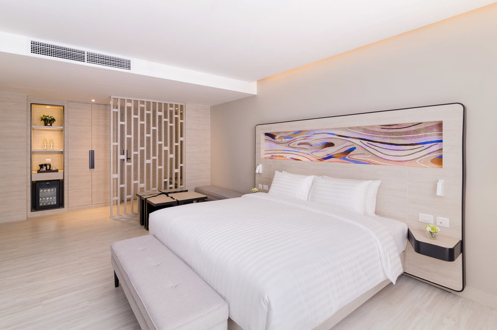 Bedroom | Photo Credit: Novotel Phuket Phokeethra