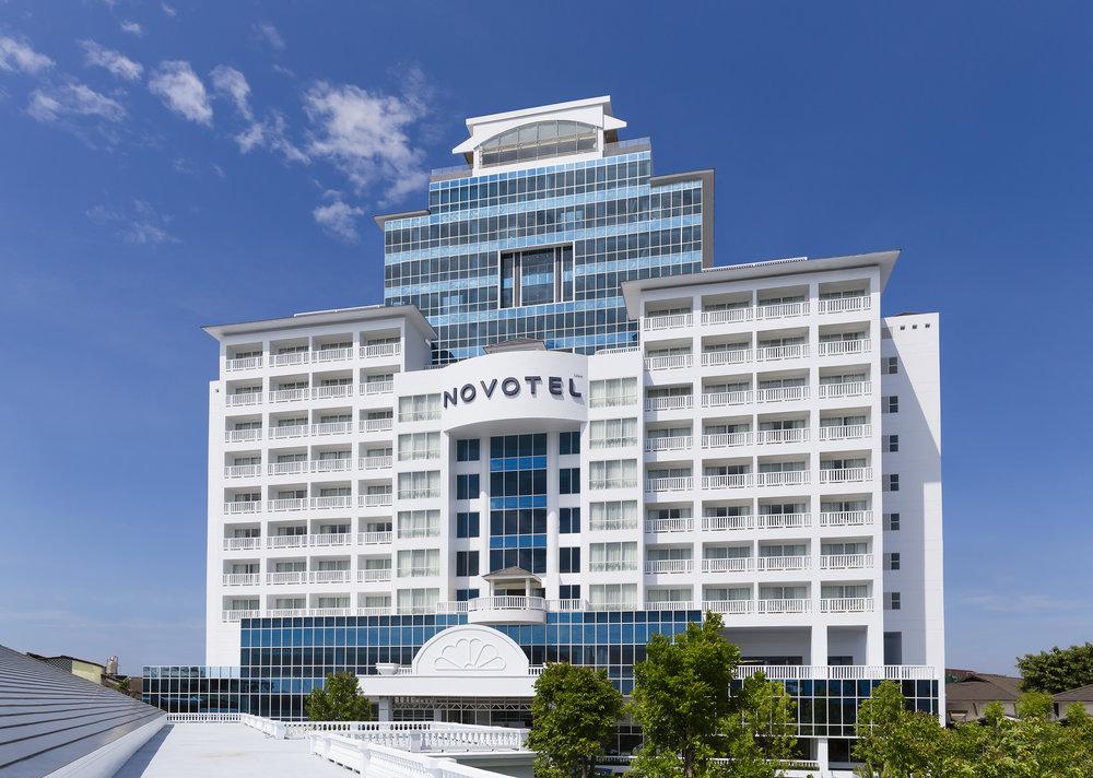 Hotel Exterior | Photo Credit: Novotel Phuket Phokeethra