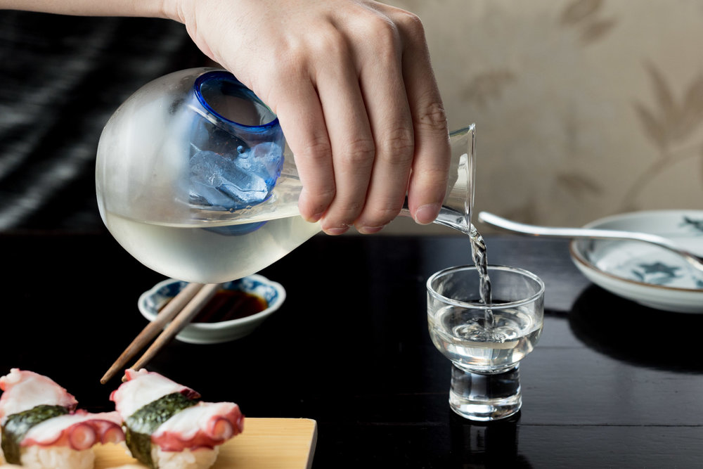Unlimited Sake at S$35++ Supplement  Kinki Restaurant and Bar