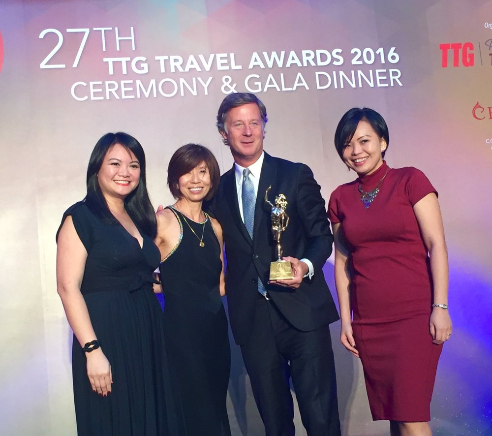 AccorHotels - Best Global Hotel Chain 2016