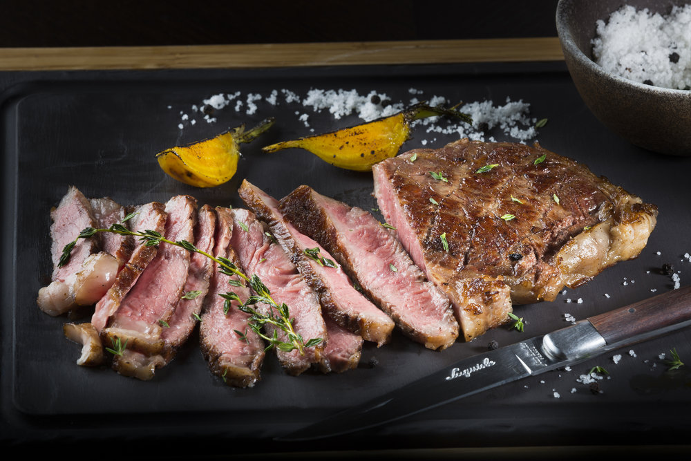New U.S Prime Grade Cuts at Opus Bar & Grill  | Photo Credit: Hilton Singapore