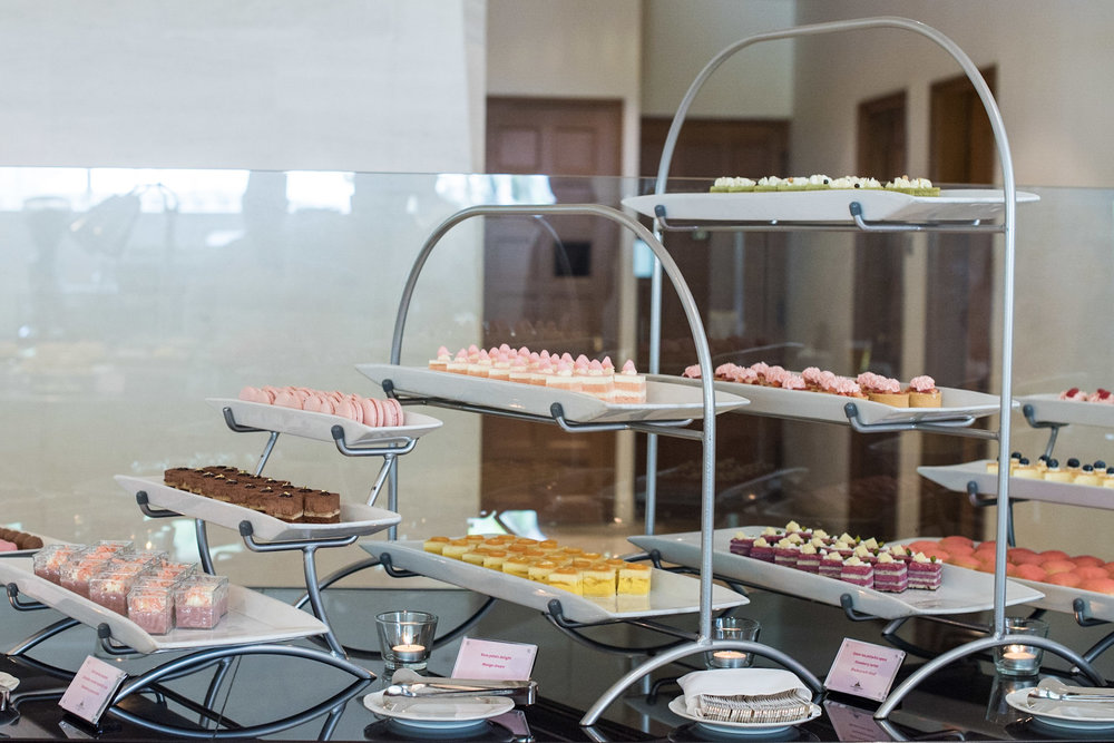 English Afternoon Tea with Pink Treats(in Support of Breast Cancer Awareness) L'Espresso - Goodwood Park Hotel