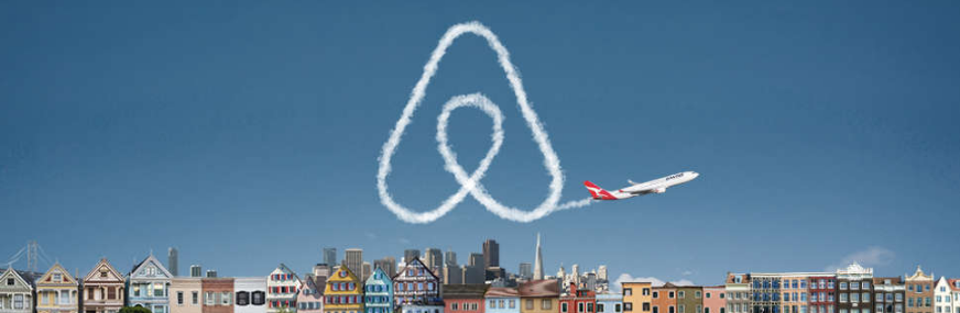 Earn Qantas Points on Airbnb Stays | Photo Credit: Qantas