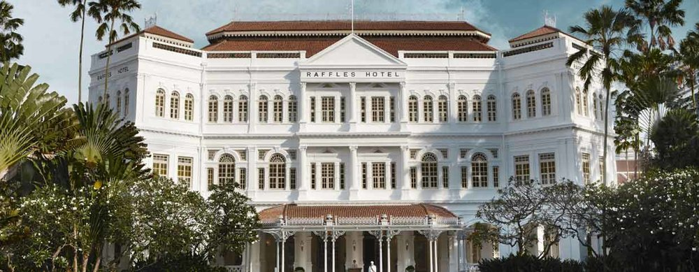 Raffles Hotel Singapore to Close Late 2017 for Restoration | Photo Credit: Raffles Hotel Singapore