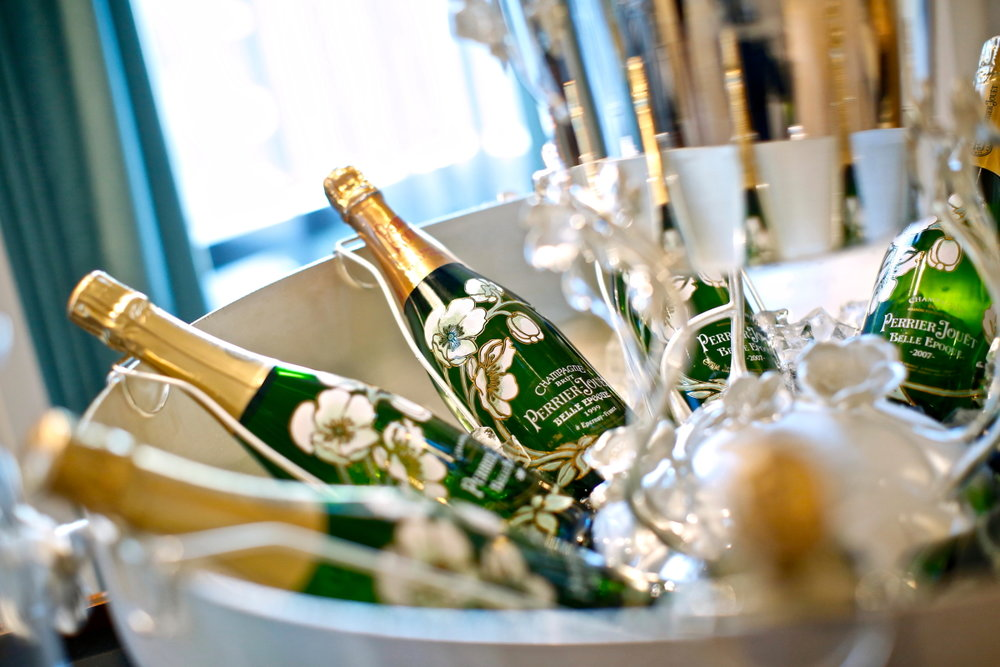 Sunday Brunch with Perrier-Jouët Champagne Ash & Elm - InterContinental Singapore