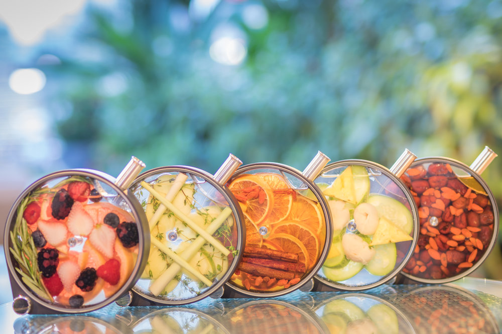 Classic Infusion Cocktails at the Mandarin Oriental, Singapore | Photo Credit: Mandarin Oriental, Singapore