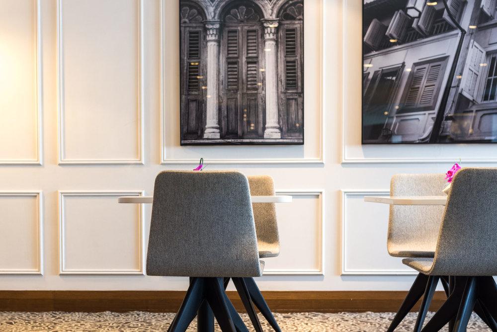 Executive Lounge  Hilton Singapore