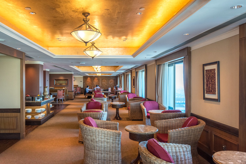 Horizon Club  Sule Shangri-La, Yangon