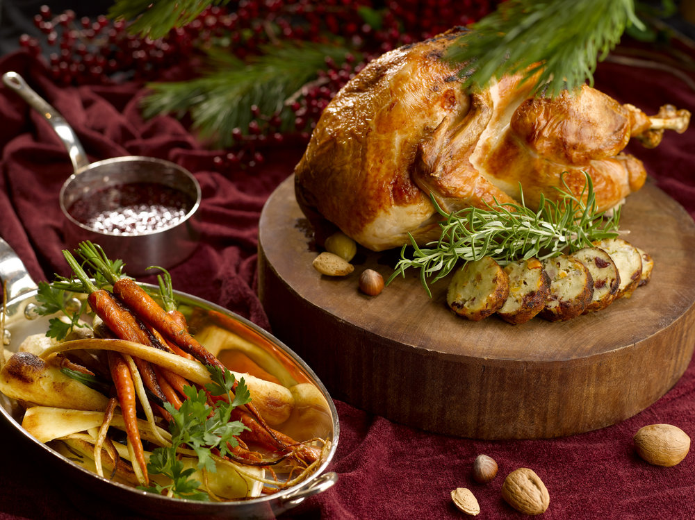 Christmas Buffet at mezza9 | Photo Credit: Grand Hyatt Singapore