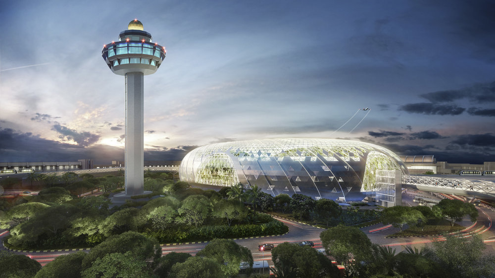 Jewel Changi Airport | Photo Credit: Changi Airport Group