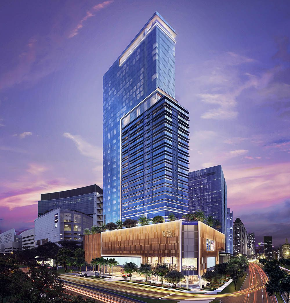 Courtyard by Marriott Singapore Novena | Photo Credit: Royal Square