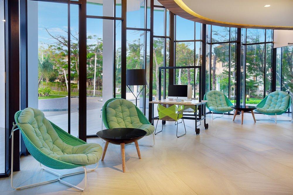 Hotel Lobby | Photo Credit: ibis Styles Bogor Raya