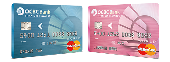 Image result for OCBC Credit Card