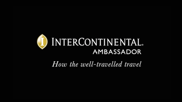 InterContinental Ambassador Renewal | Photo Credit: InterContinental Hotels & Resorts