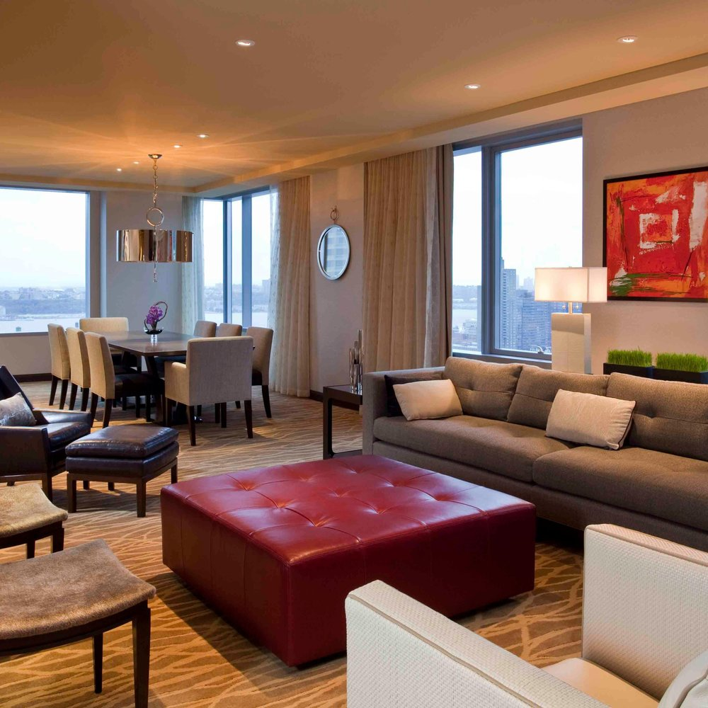 Suite | Photo Credit: InterContinental New York