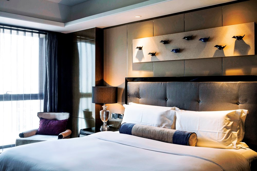 Executive Suite | Photo Credit: Pullman Shanghai Jing'An