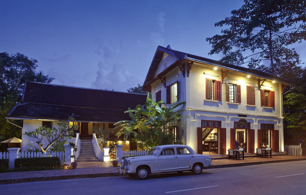 Exterior | Photo Credit: 3 Nagas Luang Prabang, MGallery by Sofitel