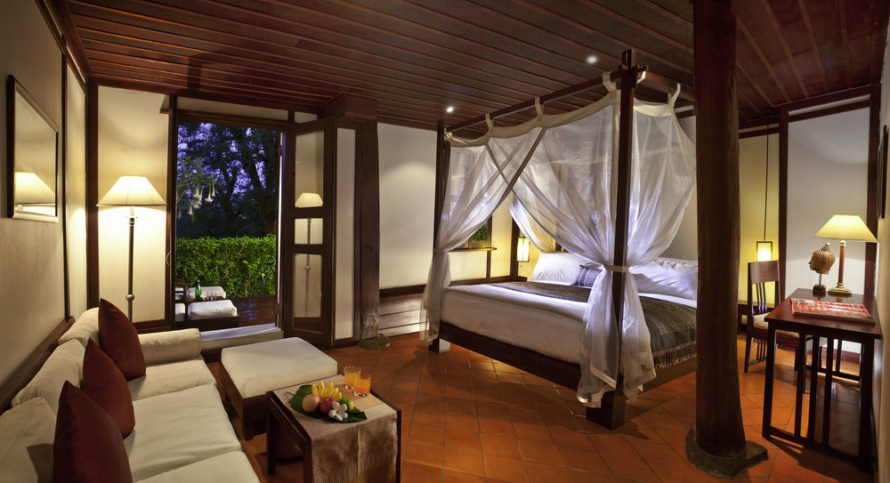 Rooms | Photo Credit: 3 Nagas Luang Prabang, MGallery by Sofitel