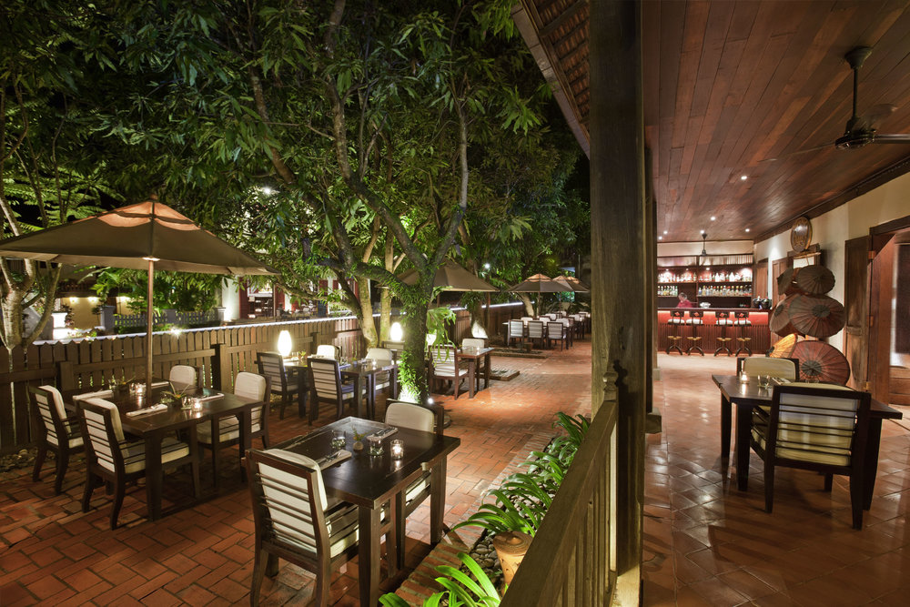 Restaurant | Photo Credit: 3 Nagas Luang Prabang, MGallery by Sofitel