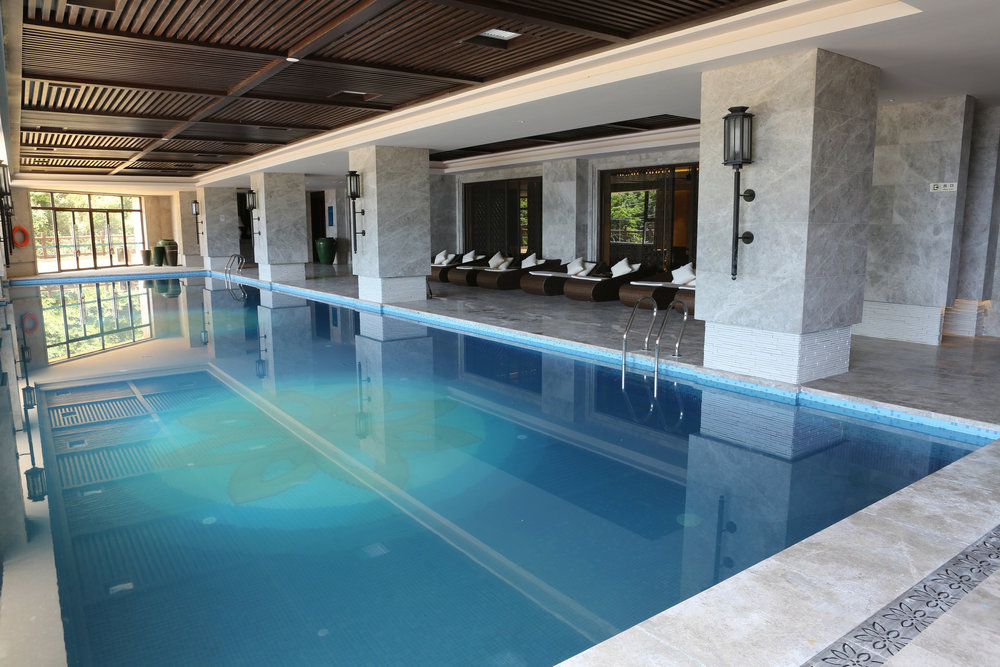 Swimming Pool | Photo Credit: Hilton Sanqingshan Resort